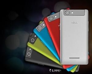 Cum arata smartphone-ul XOLO cu procesor quad-core si un pret de 74 de euro