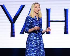Actiunile Yahoo au crescut cu 9%