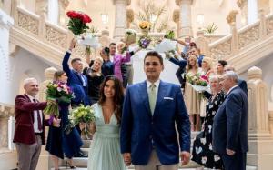 Nunta lui Dragnea Jr nu va fi verificata de ANAF. Justificarea lui Teodorovici