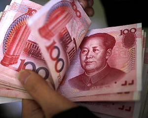 Yuanul a devenit a noua cea mai tranzactionata moneda a lumii