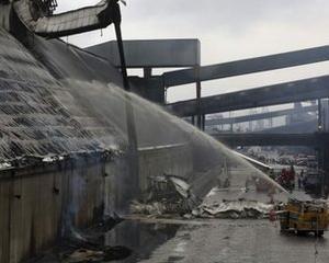 Focul a distrus 180.000 tone de zahar in Brazilia