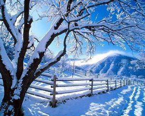 """Stire """"soc"""": vine iarna in Romania!"""