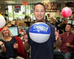 Zappos, compania in care toti angajatii sunt sefi