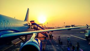 Pasagerii pot cere compensatii de pana la 600 de euro, daca le este refuzata imbarcarea in avion