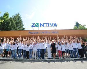 "Elevii finalisti ai ""Zentiva Express"" ar putea lucra in compania farmaceutica"