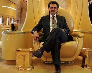 Printul saudit Alwaleed bin Talal vrea sa construiasca un zgarie-nori cu o inaltime de 1,6 km