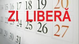 24 ianuarie, zi libera pentru toti romanii! Cine munceste e platit dublu