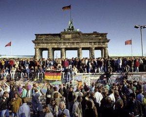 Germania sarbatoreste 25 de ani de la caderea Zidului Berlinului