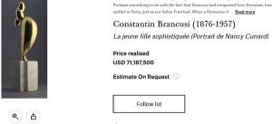 La Targu Jiu va fi inaugurat Muzeul National Constantin Brancusi, apoi acesta va fi inchis pentru renovare