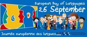 26 septembrie 2019, ora 20.00, ora Romaniei. Ziua Europeana a Limbilor?