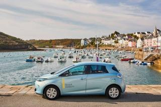 Preturi accesibile pe pietele europene la masinile electrice ale Renault si Nissan pentru soferii Uber din Europa