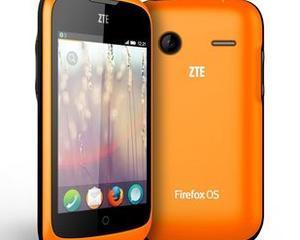 Noul smartphone ZTE cu Firefox va fi vandut pe eBay