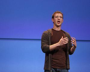 Averea neta a lui Mark Zuckerberg s-a dublat fata de anul trecut