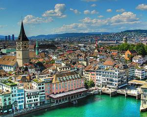 Romania se promoveaza la Zurich, in tara in care a inceput turismul international
