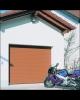 Usi de garaj rulou cu lamele termoizolante