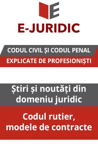 Stiri juridice